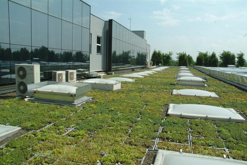 impermeabilizzazione tetti giardino